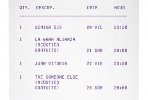 april<br /> programme <br />2012