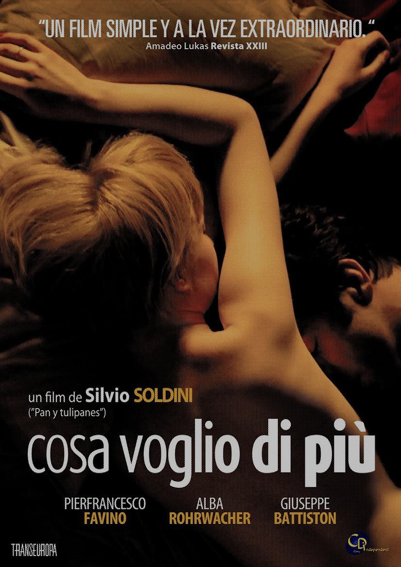 viernes 09-11-2012 cinefórum cosa voglio di pu