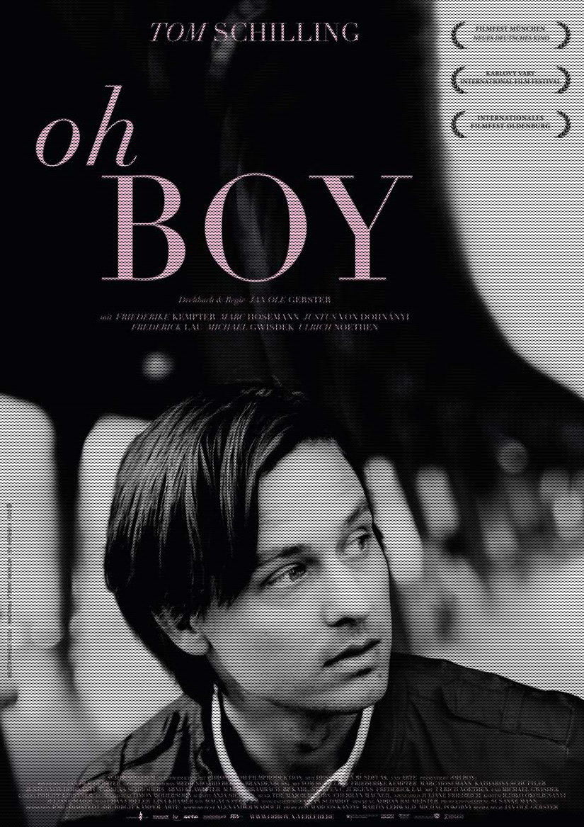 friday 27-12-2013 cineforum oh boy