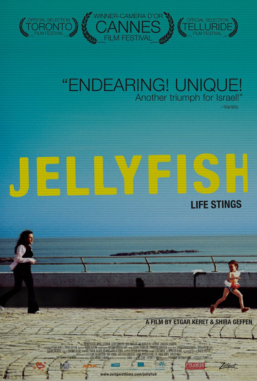 viernes 14-02-2014 cinefórum jellyfish