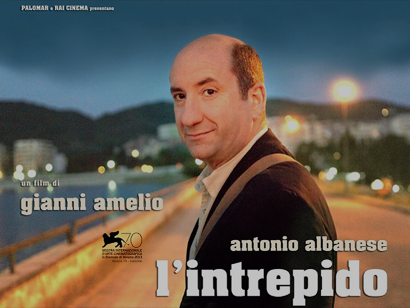 friday 04-04-2014 cineforum l'intrepido