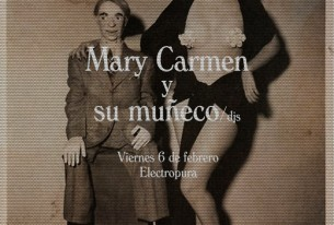 friday 06-02-2015<br/> dj <br/>mari carmen y su…