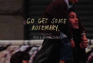viernes 24-04-2015<br/> cinefórum <br/>go get some rosemary