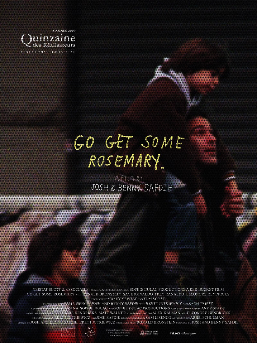 viernes 24-04-2015 cinefórum go get some rosemary