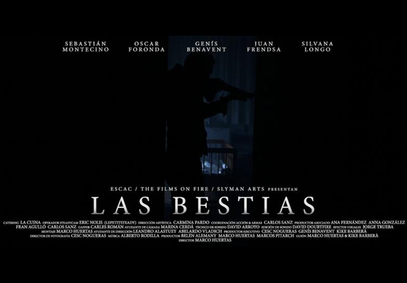 friday 19-06-2015   cineforum las bestias