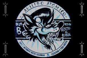 sábado 02-01-2016<br/> concierto acústico <br/>aullido atómico