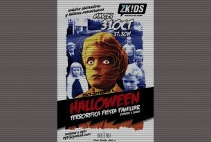 martes 31-10-2017<br/> kids <br/>zkids halloween