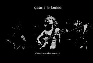sábado 24-02-2018<br/> concierto acústico <br/>gabrielle louise