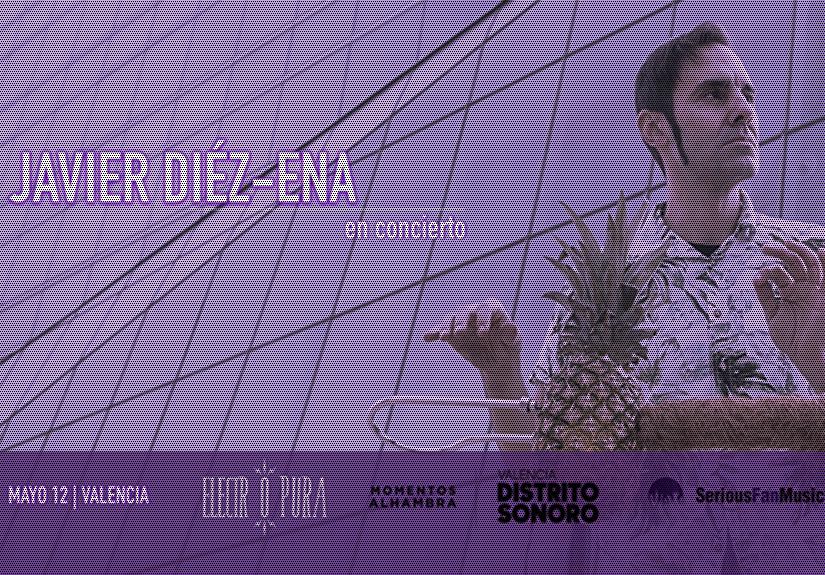 saturday 12-05-2018 cacoustic concert javier díez-ena